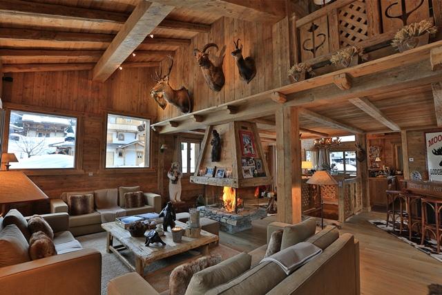 The finest luxury villa luxury chalet apartment rental for Amenagement interieur chalet