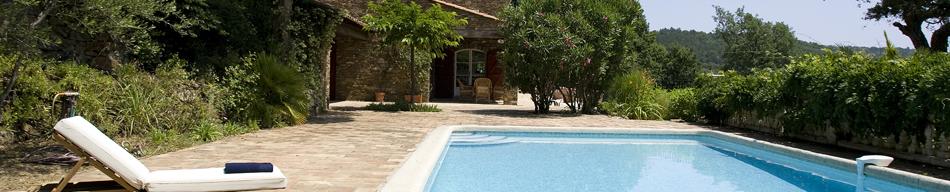 Location de villa de luxe à Saint Tropez