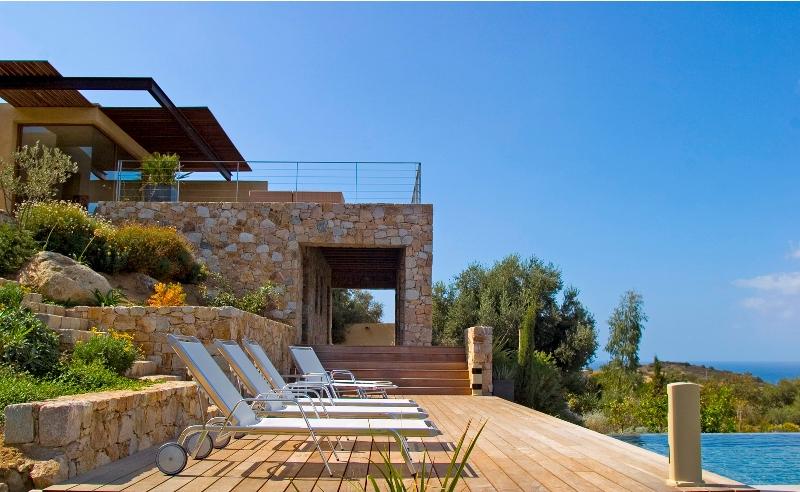 Location Villa Luxe Corse Porticcio