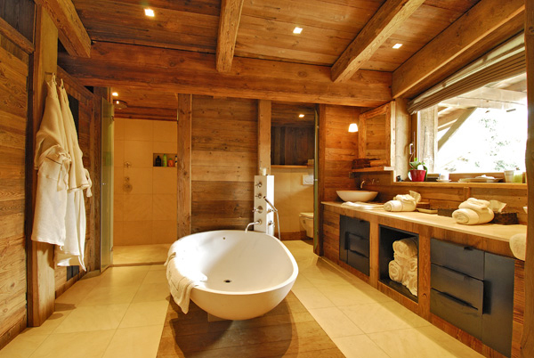 The finest luxury villa luxury chalet apartment rental for Decoration interieur villa luxe