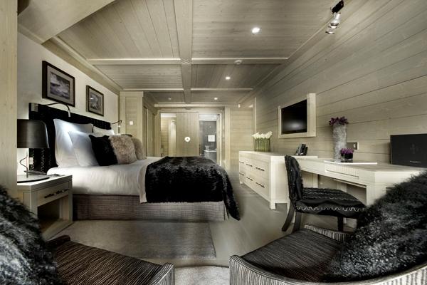The finest luxury villa luxury chalet apartment rental service eden luxury homes - Chambre chalet ...