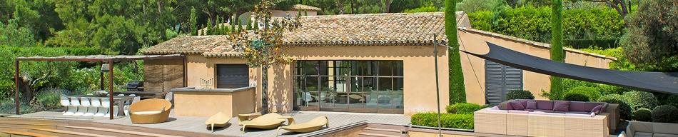 Votre spécialiste de la location de villa de prestige à St Tropez