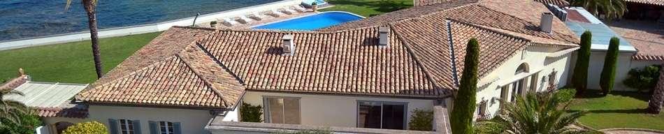 Location de villa de luxe à Saint-Tropez