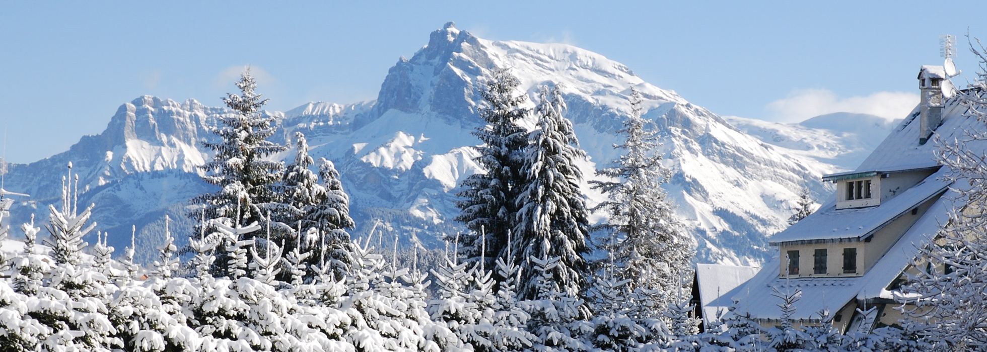 luxury ski chalets megeve