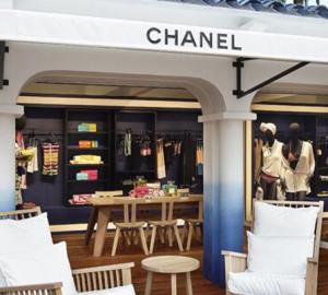 Chanel does Saint Tropez